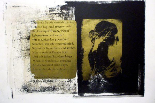 Ausstellung Literarische Blätter