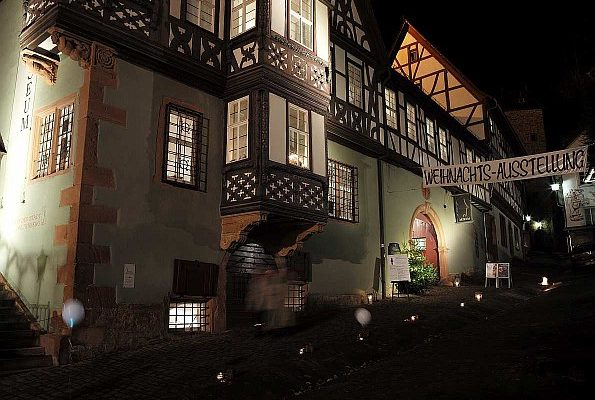 Weihnachtsausstellung Museum Miltenberg